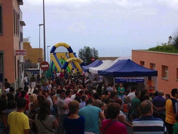 Resultado de imagen de La Perdoma celebra el Eurosaldo el 15 de abril
