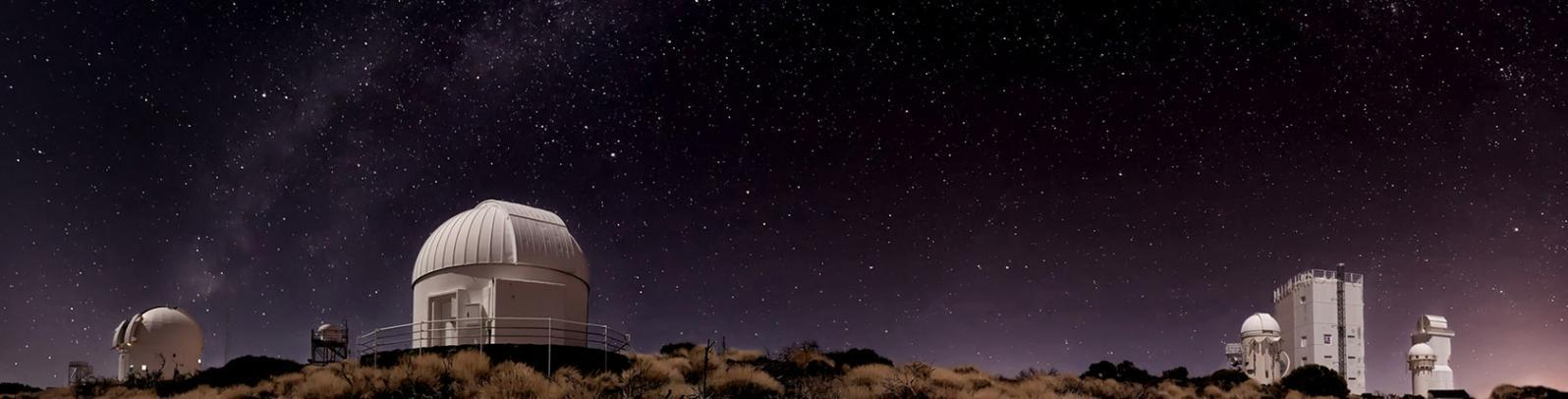 Astrotourism in La Orotava