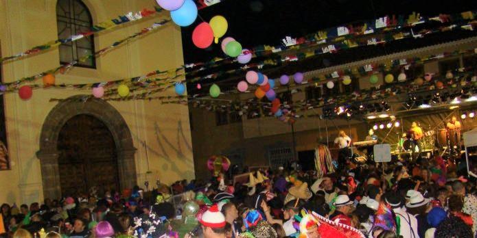 Baile Piñata San Juan