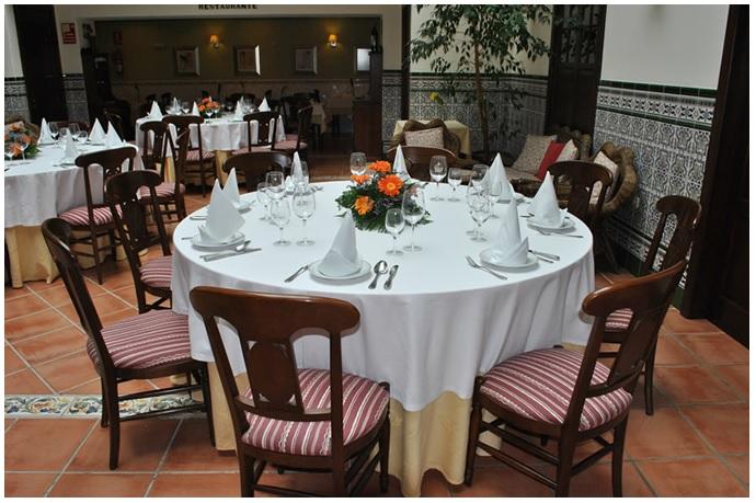 Hotel Rural Victoria  Restaurante