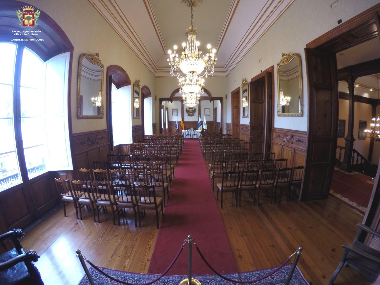 001 Salon Noble de Sesiones Matrimonios Civiles  Large