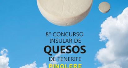 Hasta el 14 de mayo estará abierto el plazo para inscribirse y participar en este importante Concurso Insular de Quesos de Tenerife