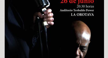 El concierto tendrá lugar el próximo 26 de junio, a partir de las 20:30 horas, en el auditorio orotavense