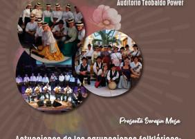 Mansagua, El Chaboco y Bentahod, protagonistas en el segundo 'Festival Folclórico' de las Fiestas Patronales