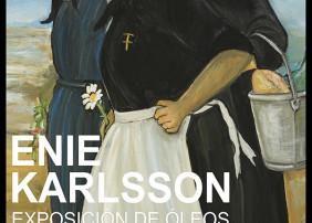 La Sala de Exposiciones alberga la muestra de la pintora sueca que se podrá visitar desde el 13 hasta el 29 de octubre (lunes a viernes, de 11:00 a 14:00 horas y de 16:30 a 20:00 horas)