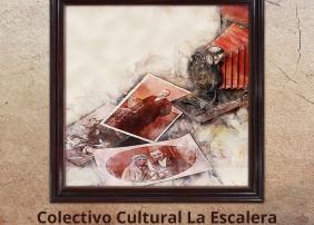 El Colectivo Cultural La Escalera organiza esta muestra desde el próximo lunes 24 hasta el 29 de mayo, en el Patio San Agustín