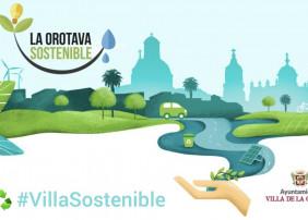 La Orotava se implica notablemente en la lucha contra el cambio climático y en pro de las energías renovables