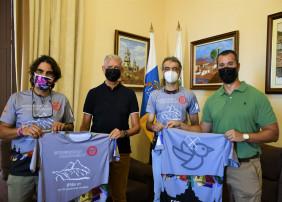 Su sueñotiene también carácter solidario ya que representará a Pichon Trail Proyec, una iniciativa que busca dar visibilidad a personas con esclerosis múltiple
